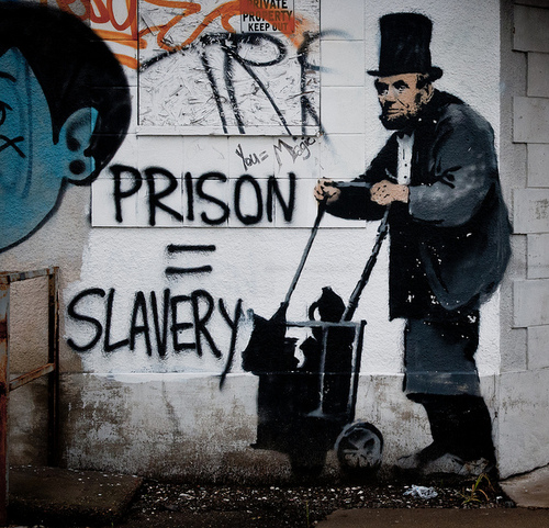 prison-is-slavery-by-banksy